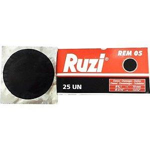 Remendo a frio REM 05 caixa com 25 peças de 100mm - Ruzi