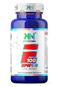 Eph100 Termogênico Kn Nutrition 60 Caps - Eua