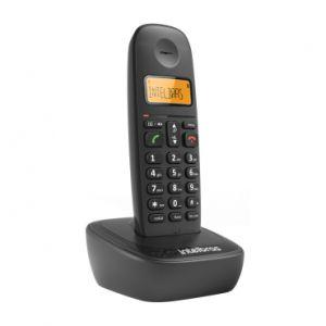 TELEFONE SEM FIO INTELBRAS TS 2510 SEM FIO PRETO