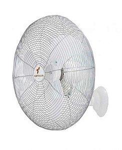 Ventiladores de 65 cm  <  Ventilador de Parede 65 cm Branco com Grade Em Pintura Epóxi Cromada
