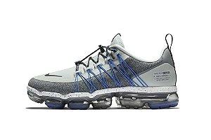 Tênis Nike Vapormax Utility - Cinza e Azul