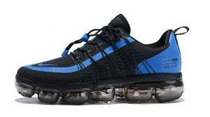 Tênis Nike Vapormax Utility - Preto e Azul