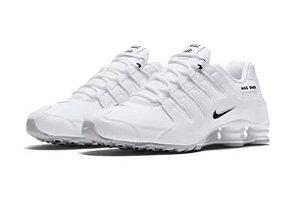 Tênis Nike Shox NZ - Branco