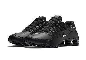 Tênis Nike Shox NZ - Preto