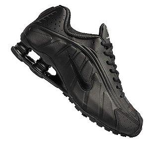Tênis Nike Shox R4 - Todo Preto