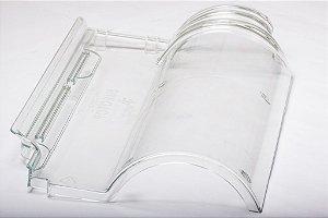 Telha Transparente Americana Eurotop A10 Pet Injetada - Plasmold