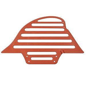 Passarinheira telha americana Artgres/ Tettogres cerâmica - pct 50 unid.