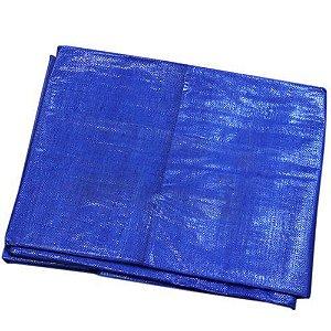 Lona Carreteiro Polietileno Azul Reforçada - 3X2M Beltools