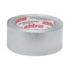 Fita de Alumínio 48mm x 30m - Adelbras