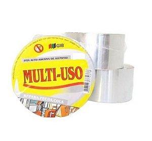 Fita de Alumínio Multiuso 50mm x 5m - GIB
