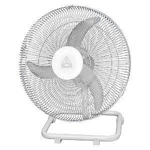 Ventilador Oscilante de Mesa 50cm Light 127V Branco - Ventidelta