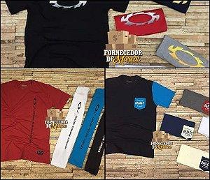 Camisetas Masculinas Oakley no Atacado 5b347255ecb82