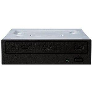 Gravador de Blu-Ray Sata 16X BD-R 2X BD-RE - Pioneer BDR-206BK