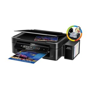 Impressora Multifuncional EcoTank L365 Tanque de Tinta Wi-Fi - Epson