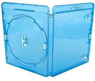 Capa para DVD BlueRay - Cx c/ 50 Unidades