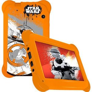 Tablet Disney Star Wars Quad Core Tela 7 8gb Wi-fi - Multilaser - Nb238