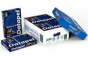 Papel Sulfite A4 - 75g - 210x297mm - Datapel - Caixa com 5.000 folhas