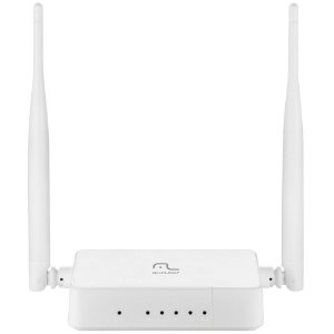 Roteador Wireless Multilaser 300mbps 2 Antenas 5dbi - RE170