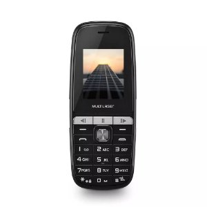 Celular Up Play Dual Chip Bluetooth Mp3 Câmera - Multilaser P9076