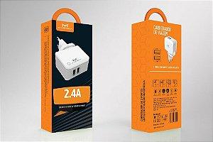 Carregador Cabo Iphone 2.4A 12W Maketech - A2203