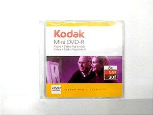 Mini DVD Kodak pct com 10 unidades