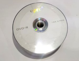 DVD-R Epro 4.7GB 16X cx c/ 600
