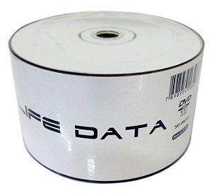 DVD-R Life Data com logo 4.7 GB Unidade