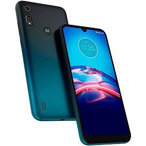 "Motorola E6s 32GB 6.1"" 2GB RAM Câm Dupla + Selfie 5MP"