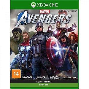 Jogo Avengers Xbox One