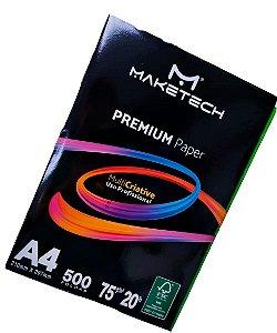 Papel Maketech cx 5 pacotes