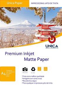 Papel Premium Matte 108g 100fls