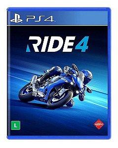 Ride 4 PS4 Mídia Física Original Lacrado