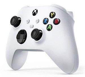 Controle Xbox One Robot White