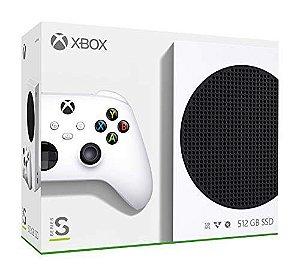 Console Xbox Series S 512 GB SSD Branco