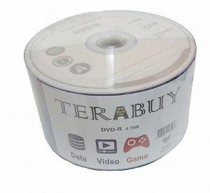 DVD-R Terabuy 4.7GB 120min 16x