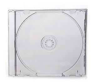 Box para CD - Padrão Transparente