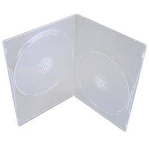 Caixinha DVD Slim Duplo