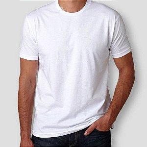 Camiseta Branca Dry-fit