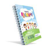 Agenda Escolar Infantil - Capa Flexivel