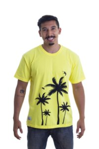 CAMISETA TREE YELLOW - #portotododia