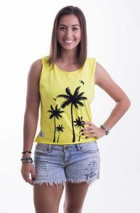 REGATA TREE YELLOW - #portotododia