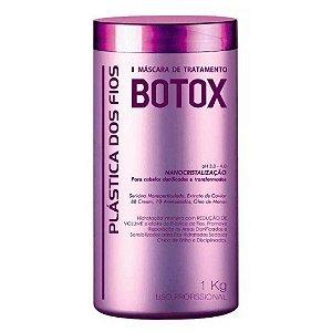 Botox Plastica Dos Fios Selagem Térmica 1kg