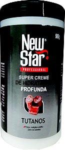 Super Creme de Hidratação Profunda Tutanos 1 KG New Star