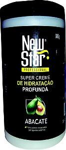 Super Creme de Hidratação Profunda Abacate 1 KG New Star