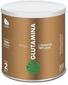 Vital Glutamina - 300g Natural