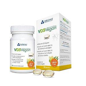 VD3 Vegan - 100% Origem vegetal com nível máximo de pureza e qualidade