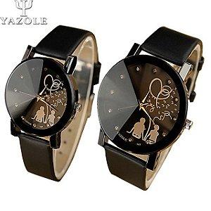 40a9b2f5e emaisquebelezaQuartzo Relógio de Pulso De Quartzo-relógio Montre ...