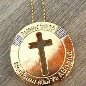 Mandala 3cm - personalizada Versículo ou salmo