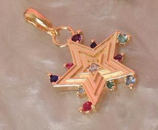 Pingente Star Removível