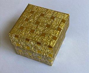 Caxinha 5cm x 5cm - Cores Variadas